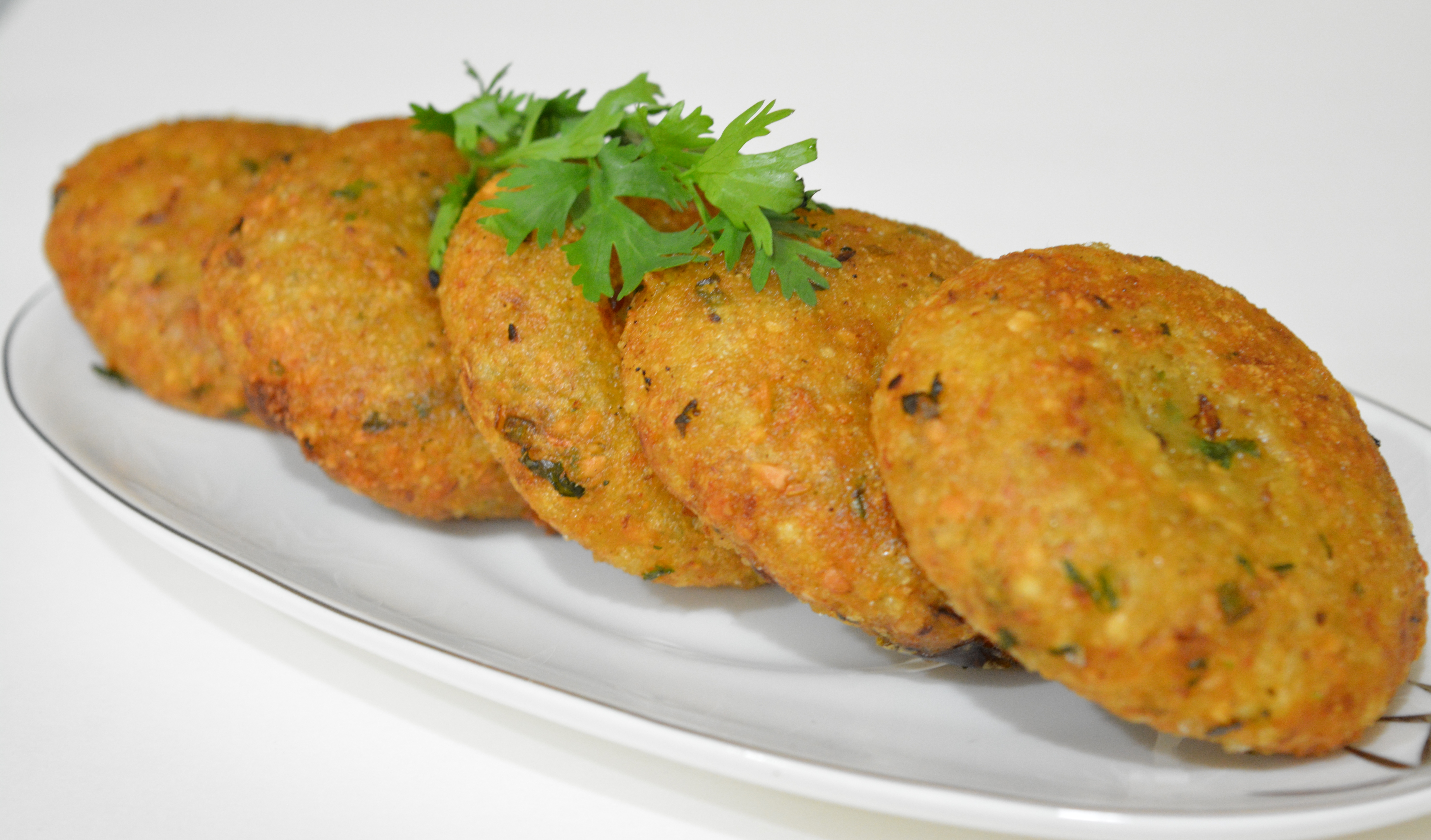 Sabudana Vada (साबूदाना वड़ा) Recipe in Hindi